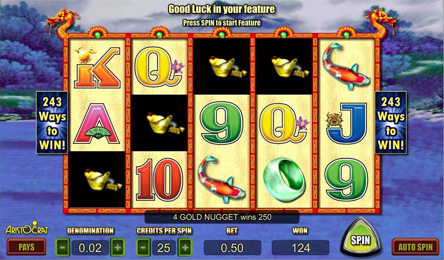 Play Choy Sun DOA Slot Online
